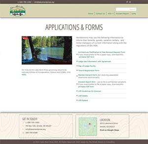 LMP digital forms