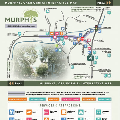 Murphys Interactive Map