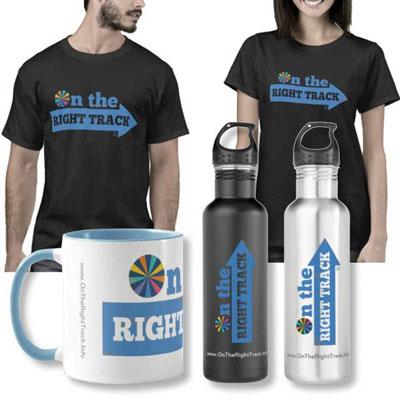 OTRT custom merchandise